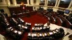 Así quedan las bancadas tras la formación de un nuevo grupo parlamentario - Noticias de luis felipe villacorta