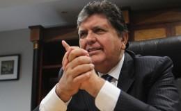 Alan García dijo que no lee los tuits del ministro Daniel Urresti