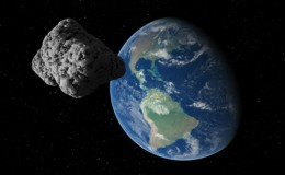 Asteroide pasará cerca de la Tierra el 26 de enero