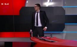 Hombre armado irrumpió en sede de emisora radiotelevisiva holandesa