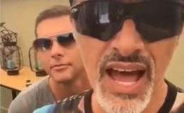Asu Mare 2: mira el divertido Dubsmash de Carlos Alcántara sobre Christian Meier