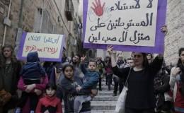Protestan por expulsión de familia palestina de Israel