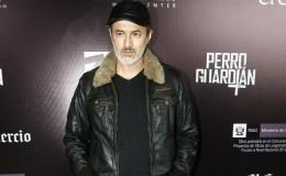 Carlos Alcántara recibió premio en Festival de Málaga