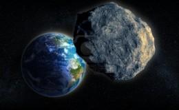 Gran asteroide se acercó a la Tierra