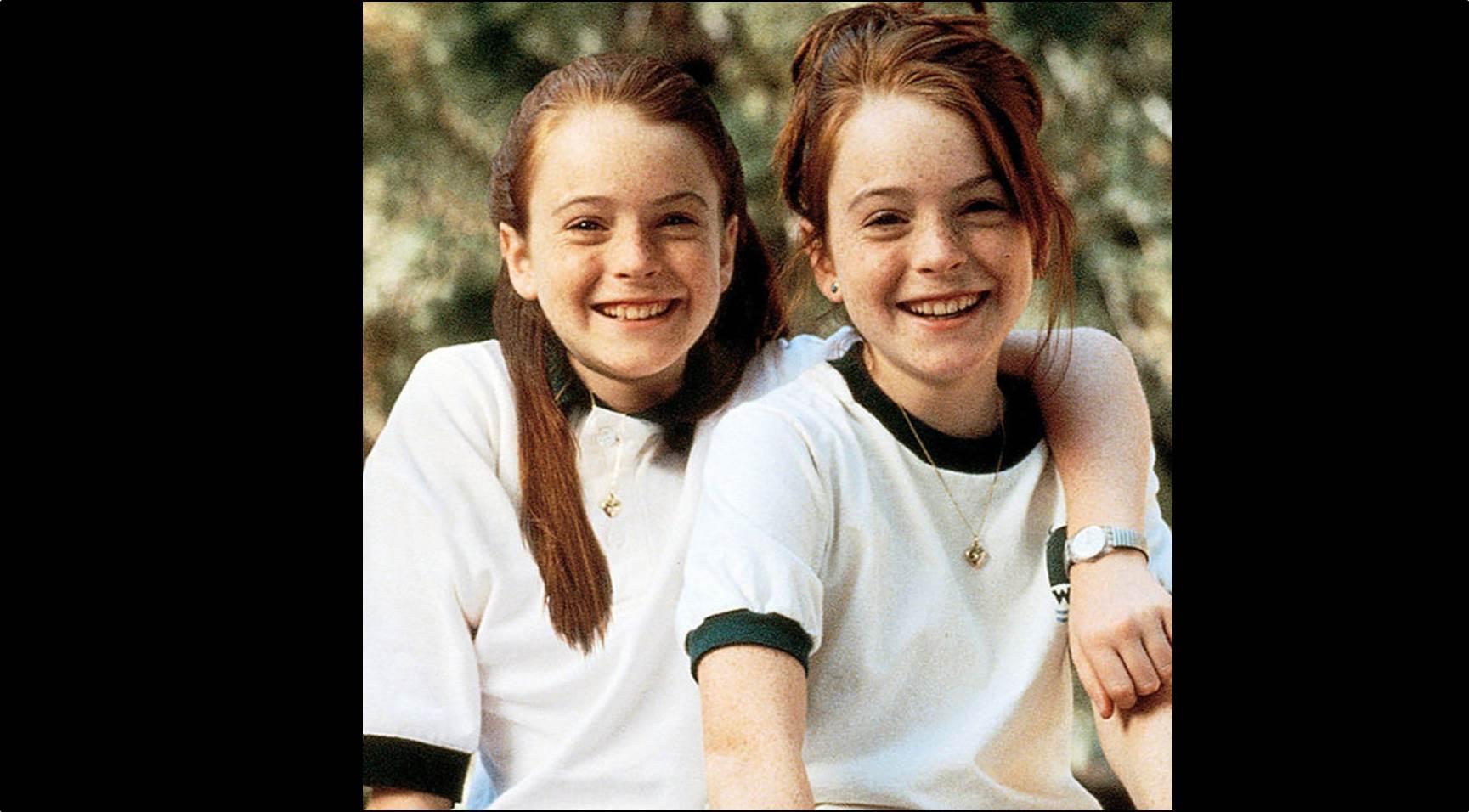 Juego de Gemelas: ¿Cómo luce la gemela falsa de Lindsay ...