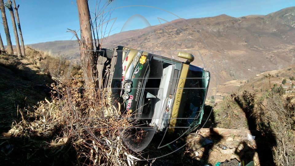 El bus salió desde la ciudad de Cusco. Foto: Luis Licla Atocza
