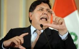 Alan García espera revertir el resultado de las encuestas al 2016