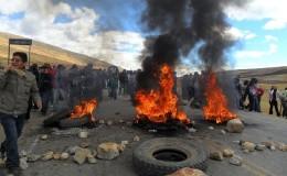 Tayacaja: dramático testimonio de policía que fue golpeado por pobladores