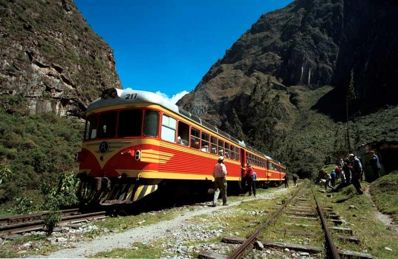 El tren será inaugurado en mayo de 2017. Foto referencial: Machupicchutours.com