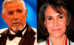 Florinda Meza devastada por la muerte del Profesor Jirafales