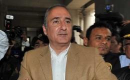 Álex Kouri fue trasladado al penal Ancón II