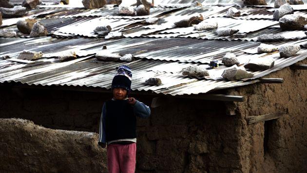 Ayacucho: intenso frío afecta a pobladores de Coracora | America ... - América Televisión