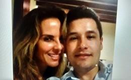 Kate del Castillo: revelan fotografía de la actriz junto al hijo de 'El Chapo'