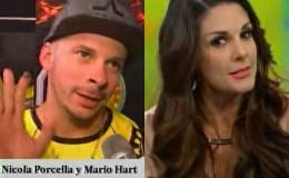 """Mario Hart llamó """"tía"""" a Rebeca Escribens y así reaccionó la conductora"""