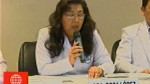 Trujillo: video muestra cómo directora golpea a escolares - Noticias de colegio leoncio prado