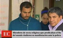 Chorrillos: líderes de secta religiosa declararon ante la policía