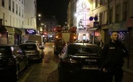 Francia: hallan coche con balones de gas en París
