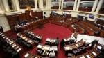 Congreso: cuatro ministros sustentan hoy pedido de facultades - Noticias de jaime thorne