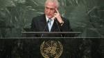 Michel Temer en la ONU: destitución de Dilma fue constitucional - Noticias de mujeres poderosas