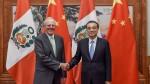 PPK en China: repasa en imágenes el viaje del presidente - Noticias de li keqiang