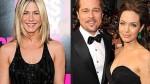¿Jennifer Aniston está feliz con el divorcio de Angelina Jolie y Brad Pitt? - Noticias de justin theroux