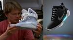 Volver al futuro: venderán zapatillas inspiradas en la taquillera película - Noticias de marty mcfly
