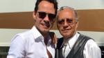 Marc Anthony y su padre lanzaron primer tema juntos - Noticias de pedro knight