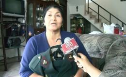 Baguazo: madre del mayor Bazán exige conocer lo que ocurrió con su hijo