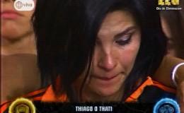 EEG: Thiago Cunha se sacrificó así por Thati Lira