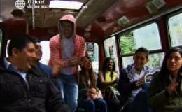 AFHS: Sergio empezó a trabajar en el bus de Tito y pepe