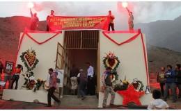 Dircote investigará homenaje a senderistas realizado en Comas