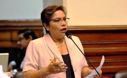 Luz Salgado: PPK propicio esto con su llamado de atención al Congreso