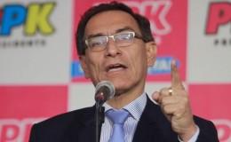 Vizcarra asumirá la presidencia por viaje de PPK a Colombia