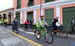 Lima: trasladarse en bicicleta sería más rápido en horas punta