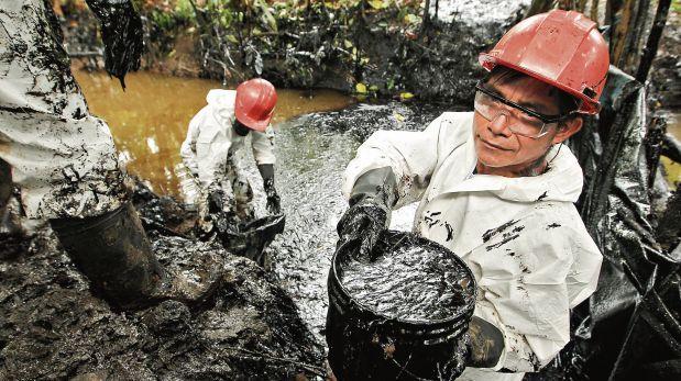 Loreto: Investigan fuga de hidrocarburo en el Oleoducto Norperuano