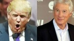 "Richard Gere llamó ""payaso"" a Donald Trump - Noticias de richard gere"