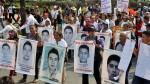 Ayotzinapa: padres de alumnos desaparecidos viven en aulas de sus hijos - Noticias de festival rural tour huayllay