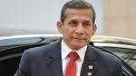 Humala declarará ante la Fiscalía por investigación a su esposa - Noticias de eduardo lavado