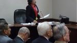 Fiscal Ibáñez negó que haya autorizado construcción de mausoleo senderista - Noticias de entierro alcalde