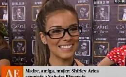 """Shirley Arica: """"Jefferson Farfán debería terminar con Yahaira Plasencia"""""""