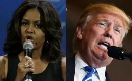 Michelle Obama arremete contra Trump: