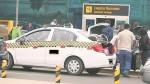Callao: intervienen y multan a taxistas de Uber en el aeropuerto - Noticias de meones en la calle
