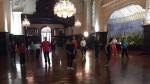 PPK y ministros realizaron clase de movimiento a cargo de Vania Masías - Noticias de jaime thorne