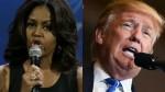 """Michelle Obama arremete contra Trump: """"Necesitamos un adulto en la Casa Blanca"""" - Noticias de certificado de nacimiento"""