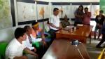 Loreto: nativos retienen a 5 trabajadores de la Fiscalía en paro indefinido - Noticias de augusto palacios