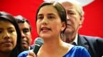 """Mendoza: """"La bancada del Frente Amplio tiene que mantenerse unida"""" - Noticias de marco arana"""