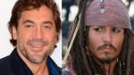 Piratas del Caribe 5: Javier Bardem protagoniza el primer tráiler - Noticias de desfigura rostro