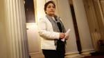 Salgado afirma que no hay viajes como antes en el Congreso - Noticias de gabriele gast