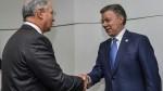 Uribe y Santos comienzan su reunión para tratar acuerdo de paz con las FARC - Noticias de manuel alejandro
