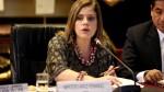 Mercedes Aráoz se encargará del despacho presidencial durante viaje de PPK - Noticias de nancy lee